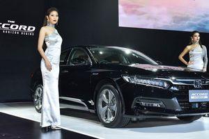 Honda Accord mới sẽ được ra mắt tại triển lãm VMS 2019