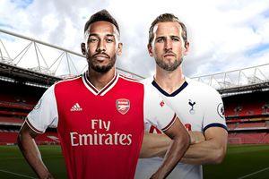 Đội hình dự kiến Arsenal - Tottenham: Aubameyang so tài Harry Kane