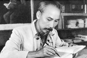 Di chúc của Chủ tịch Hồ Chí Minh soi đường xây dựng Đảng