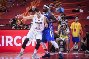 Hủy diệt Philippines, Serbia và Italy dắt tay nhau vào vòng sau của FIBA World Cup 2019