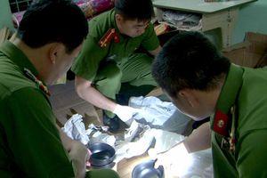 Tạm giữ 2 cha con liên quan vụ chặt tay người ở Sài Gòn