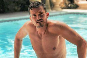 Tài tử Orlando Bloom khoe body săn chắc trong bộ ảnh tạp chí