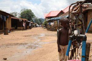 Cho TQ khai thác, Sierra Leone 'vẫn hoàn nghèo' dù ngồi trên mỏ vàng
