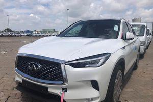 SUV hạng sang Infiniti QX50 đầu tiên về VN, giá 2,45 tỷ đồng