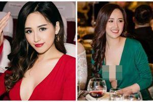 Hoa hậu Mai Phương Thúy đẹp thôi miên với váy áo gợi cảm