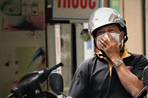 Cuộc sống với khẩu trang sau cháy kho ở Rạng Đông