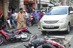 41 người chết vì tai nạn giao thông trong 2 ngày đầu nghỉ lễ 2/9