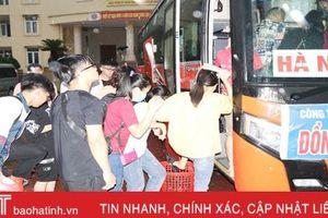 Nhà xe Châu Tịnh đồng hành cùng sinh viên Nghi Xuân