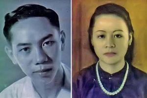 Chuyện tình đẹp của nhạc sĩ Hoàng Giác và hoa khôi Kim Châu từng gây xôn xao Hà thành