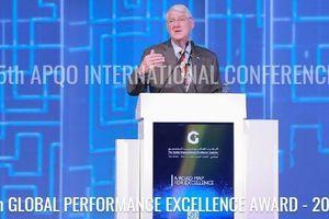 Viglacera đạt giải thưởng World Class cho loại hình sản xuất lớn