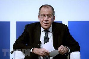 Ngoại trưởng Lavrov: Nga ủng hộ tiến hành đàm phán gia hạn START-3