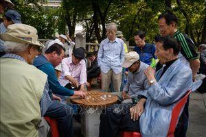 Gần một nửa dân số Hàn Quốc sẽ ở độ tuổi từ 65 trở lên vào năm 2067