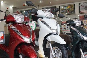 Vừa thoát tháng cô hồn, giá xe máy Honda rục rịch tăng, cao nhất 11,5 triệu đồng