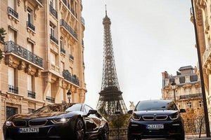 BMW tiết lộ 2 phiên bản đặc biệt i3s RoadStyle và i8 Ultimate Sophisto giới hạn