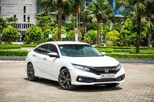 Chi tiết Honda Civic RS 2019, giá từ 929 triệu tại Việt Nam