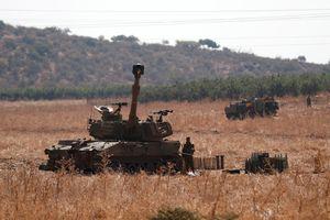 Israel tấn công Lebanon để đáp trả các vụ phóng tên lửa