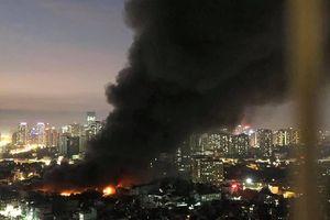 Hiểm họa 'bom nổ chậm' trong thành phố