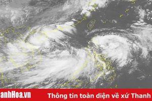 Công điện ứng phó với 2 áp thấp nhiệt đới trên Biển Đông