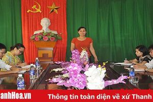Đảng bộ phường Ngọc Trạo lãnh đạo nâng cao chất lượng sinh hoạt chi bộ
