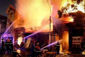 Hỏa hoạn tại bệnh viện ở Sóc Trăng, nhiều bệnh nhân tháo chạy