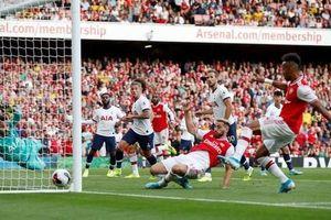 Arsenal ngậm ngùi chia điểm với Tottenham trong trận derby London