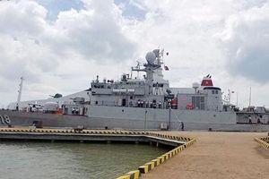 Chiến hạm săn ngầm của Việt Nam dự diễn tập hàng hải ASEAN - Mỹ