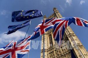 Brexit: Chính trường Anh 'sôi động' trước ngày Quốc hội làm việc