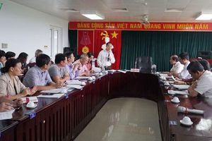 Cục Y tế dự phòng làm việc với ngành y tế Đắk Lắk về bệnh bạch hầu
