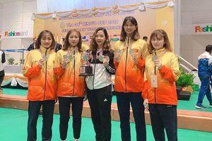 Cầu mây Việt Nam giành 4 huy chương thế giới