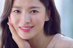 Song Hye Kyo dẫn đầu danh sách 10 mỹ nhân đẹp nhất xứ Hàn