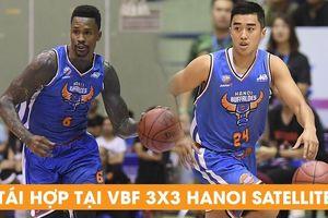 VBF 3x3 Hanoi Satellite: Mike Bell tái hợp Stefan Nguyễn, ứng cử viên hàng đầu cho suất đi Cao Hùng, Đài Bắc