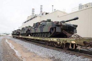 Mỹ vây kín Nga bằng... 900 xe tăng M1A2 SEPv3 Abrams cực mạnh