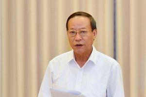 Tướng Lê Quý Vương: 10 tháng, khởi tố 274 vụ án tham nhũng và chức vụ