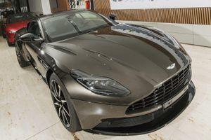 Siêu xe Aston Martin DB11 Kopi Bronze độc nhất VN giá 16 tỷ đã có chủ