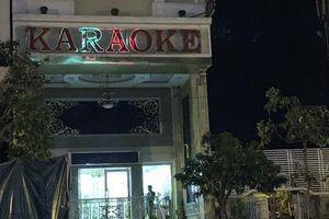 Trinh sát ập vào Karaoke Rose, phát hiện 15 nam nữ 'phê' ma túy