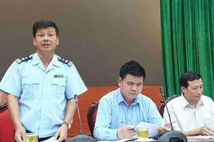 Hải quan Hà Nội lên tiếng về vụ gần 900 smartphone 'lọt' cửa Hải quan Nội Bài