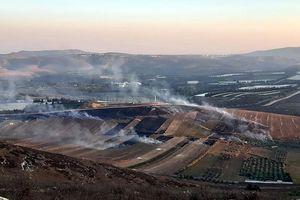Israel - Hezbollah không kích dữ dội ở Lebannon