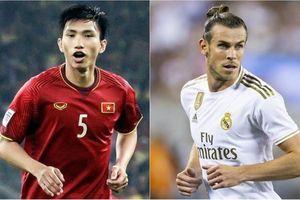 Chạy như gió, Đoàn Văn Hậu được truyền thông gọi 'Bale 2.0'
