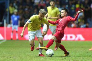Vé chợ đen trận Việt Nam - Thái Lan vòng loại World Cup 10 triệu/cặp vẫn cháy