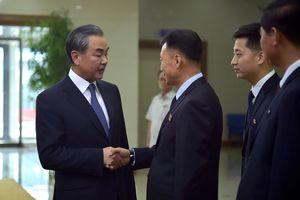 Ngoại trưởng Trung Quốc, Triều Tiên bàn về phi hạt nhân hóa