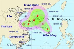Xuất hiện áp thấp nhiệt đới dị thường: Cảnh báo hàng trăm hồ, đập mất an toàn