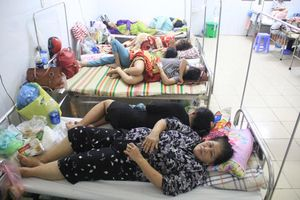 Đà Nẵng:Ca đầu tiên tử vong do sốt xuất huyết, mỗi ngày cả trăm người nhập viện