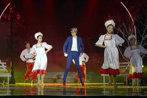 Thanh Bạch trổ tài nói tiếng Nga cực chuẩn trên sân khấu 'Kỳ tài lộ diện' mùa 3