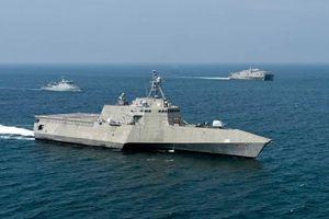 Mỹ - ASEAN lần đầu diễn tập trên Biển Đông, thông điệp gì cho Trung Quốc?