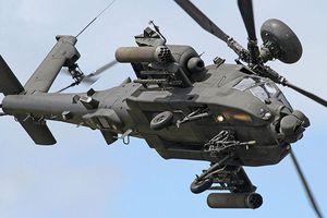 Ấn Độ điều 8 trực thăng tấn công AH-64E Apache của Mỹ tới sát biên giới Pakistan