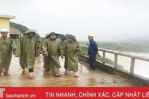 Theo dõi chặt diễn biến mưa lũ, chủ động sơ tán dân vùng nguy cơ xảy ra lũ quét