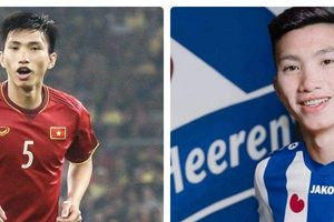 Văn Hậu sẽ thành công và tỏa sáng trong màu áo CLB SC Heerenveen?