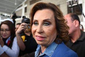 Cựu ứng cử viên tổng thống Guatemala Sandra Torres bị bắt