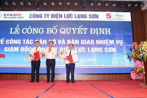 PC Lạng Sơn: Nối gót cha anh, vững vàng vượt khó