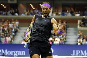 Nadal lần thứ 9 vào tứ kết US Open